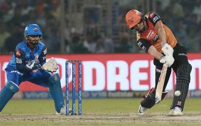 SRH top the IPL Charts with win over DC