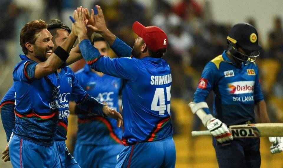 Afghanistan cricket squad, statistics, and fixture