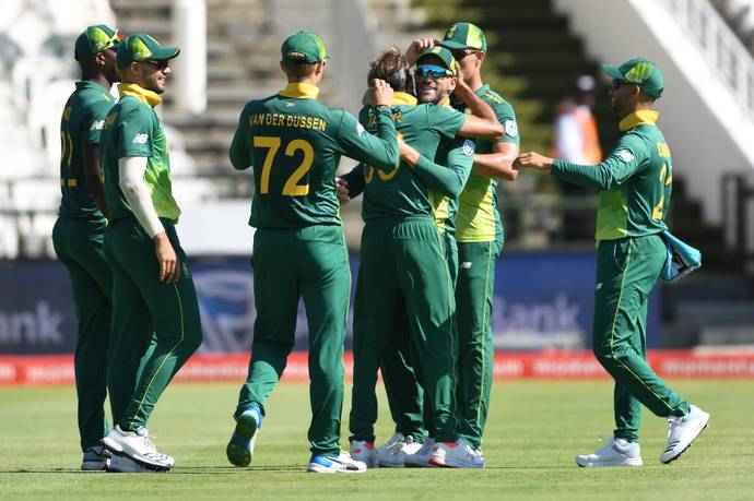 South Africa announces World Cup squad; Amla in, Morris out