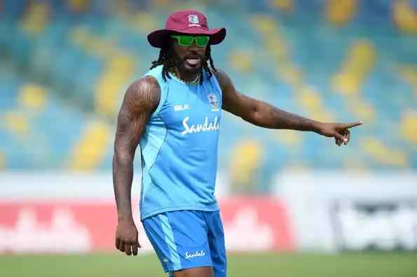Gayle named vice captain of West Indies for World Cup